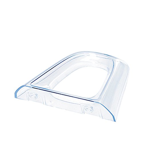 deflecto-lic-loc-base-or-wall-support-clear-771701
