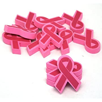 cheap Private Label Pink Ribbon Toppers 2020