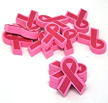Private Label Pink Ribbon Toppers
