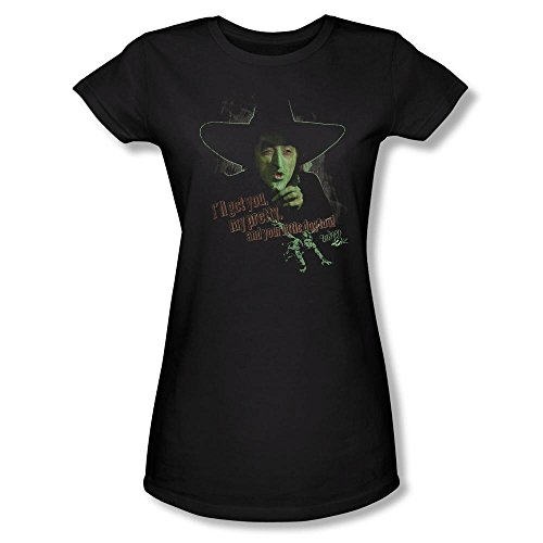 Warner Bros Womens Wizard T Shirt product image