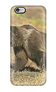 TATIANAE STEVENS's Shop Perfect Tpu Case For Iphone 6 Plus/ Anti-scratch Protector Case (grizzly Bears) 2731280K74822012