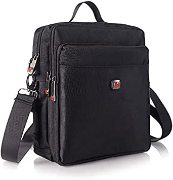 "Swissgear Waterproof Bag for 11"" Apple iPad / Microsoft Surface Pro Go / Samsung Galaxy Tab s / Huawei Tablets Swiss Gear 11 inch Bag - Black , 2725617426507"