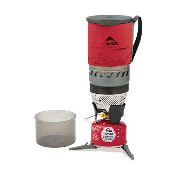 msr windburner stove system