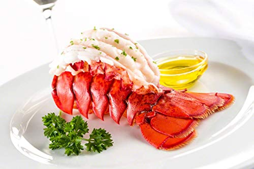Maine Lobster Now - Maine Lobster Tails 7oz - 8oz (4 Tails)