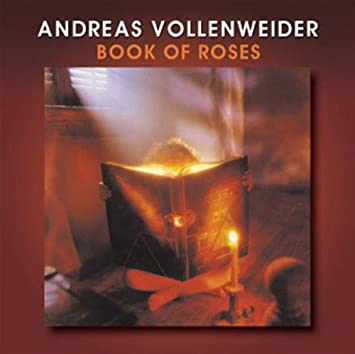andreas vollenweider book of roses