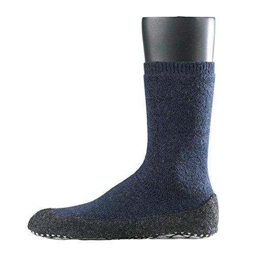 Falke 16560 Cosyshoe Socke - Calcetines cortos para hombre azul oscuro