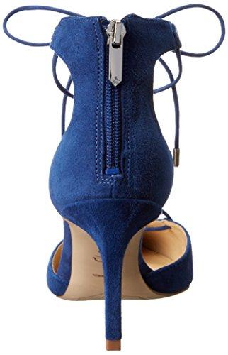 Sam Edelman Damen Taye Kurzschaft Stiefel Bandana Blue