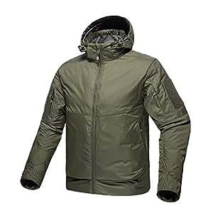Amazon.com : HAVIPRO Goose Down Jacket for Men Winter