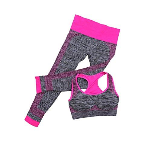 Completo da running traspirante per il fitness Minzhi