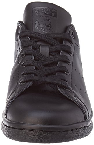 3 core Adulto Stan 1 Eu Unisex Sneakers Adidas Black Originals Smith 37 Nero Pw0TTX