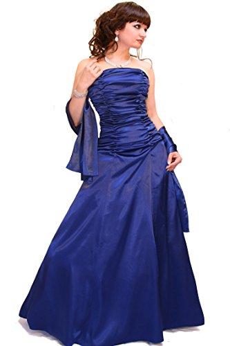 Royalblau Juju Empire 52 Christine 697111986943 Größe Damen Abendkleid und Farbe SwSq0P46