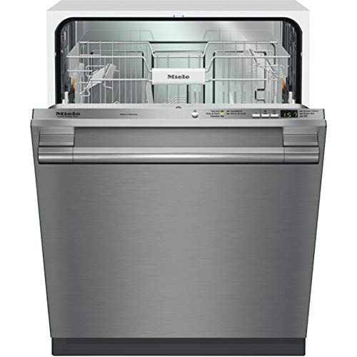 Miele G4976 SCVi SF Classic Plus Dishwasher – Stainless Steel