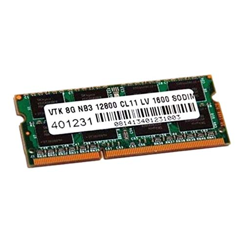 VisionTek 8GB DDR3L Low Voltage 1600 MHz (PC3-12800) CL11 SODIMM, Notebook Memory - 900642 by VisionTek