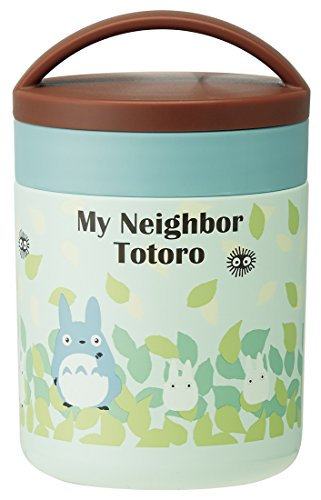 - Thermos Lunch Box Delica Pot 300ml My Neighbor Totoro sky blue LJFC3