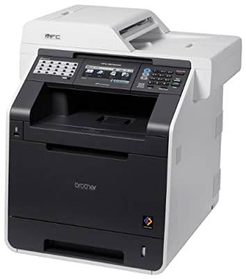 Brother MFC-9970CDW MFC 9970CDW - Multifunction ( fax / copier / printer / scanner ) - color - laser - Legal (8.5 in x 14 in) (original) - 8.5 in x 16 in (media) - up to 30 ppm (copying) - up to 30 ppm (printing) - 300 sheets - 33.6 Kbps - USB 2.0, LAN, U