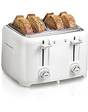 Hamilton Beach 24218 Hamilton Beach 4 Slice Toaster, White