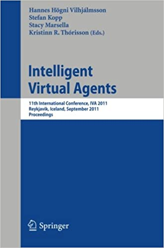 Intelligent Virtual Agents: 11th International Conference,