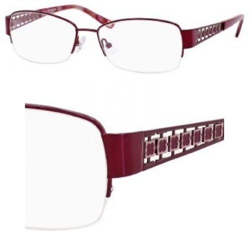 LIZ CLAIBORNE Monture lunettes de vue 366 0JCS Sangria 54MM