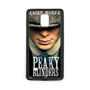 VNCASE Peaky Blinders Phone Case For samsung galaxy note 4 [Pattern-1]