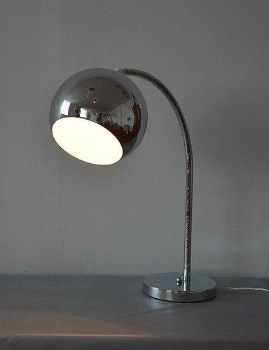 DXZMBDM® 60W Moderne Tischlampe mit Metall Globe Shade und Arc Lamp Arm , 220-240v