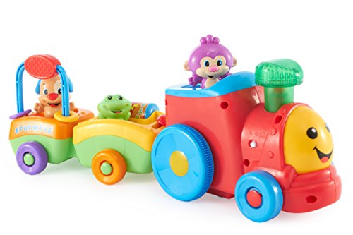 Fisher-Price Laugh & Learn Smart Stages Puppy's Smart Train by Fisher-Price (Image #25)