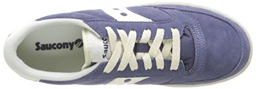 Saucony Originals Jazz Court - Zapatillas Unisex adulto Azul / Blanco