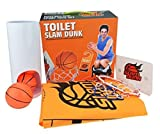 Barwench Games 'Toilet Basketball' Game, Hilarious Hoop Practice in The Bathroom!