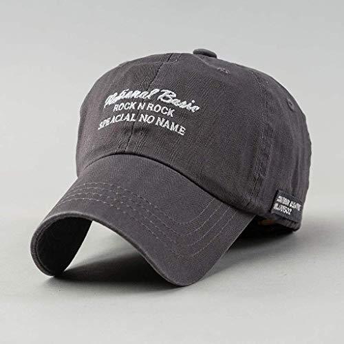 Sole Casual Berretto Da Inglese Estivo Stile Per Baseball Dimensione C colore Cappello B Fuweiencore TfRHxww