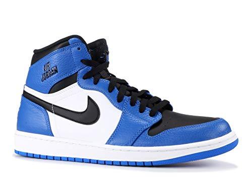 Jordan Nike Mens Air 1 Retro High Basketball Shoe