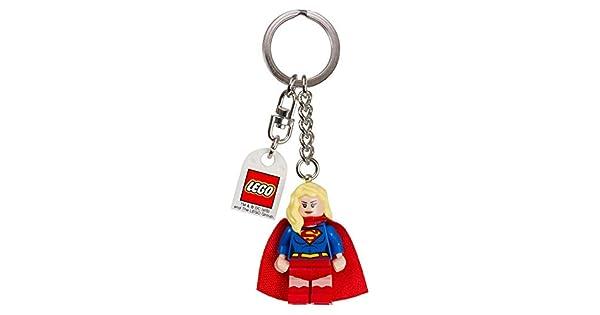 Amazon.com: LEGO Supergirl llavero: Toys & Games