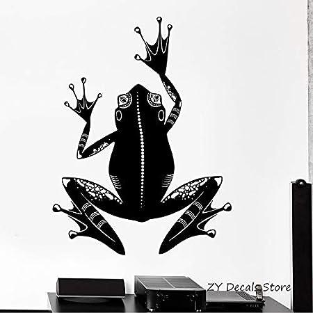 BailongXiao Símbolo de la Rana Tatuajes de Pared Animal ...