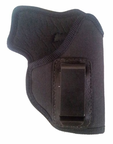 NYLON INSIDE THE WAISTBAND HOLSTER.SandW Bodyguard. 380 w Laser. Black R/H, Outdoor Stuffs