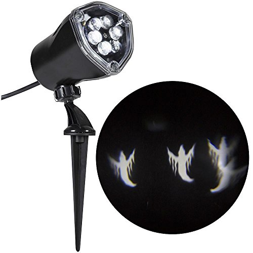 Halloween LED Ghosts Projection Light Outdoor Spooky Haunted House Effect Decor:New by WW shop