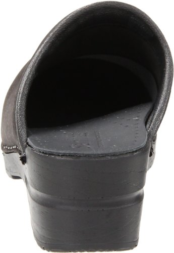 Black Women's Oil Sanita Sonja Sanita Women's qOX1a
