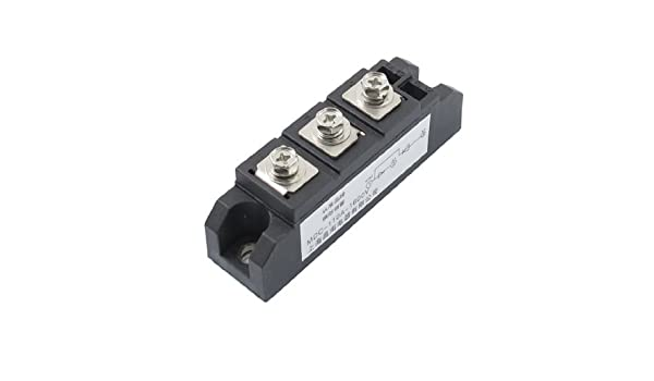 DealMux Preto 3 Terminais Rectifier Módulo Transistor Semiconductor ...