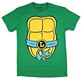 Teenage Mutant Ninja Turtles TMNT Mens Costume T-Shirt (Large, Leonardo) by Nickelodeon