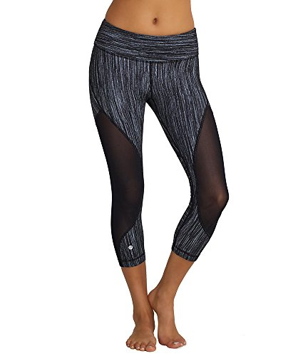 Vimmia Reversible Storm Jab Performance Capri, M, Black