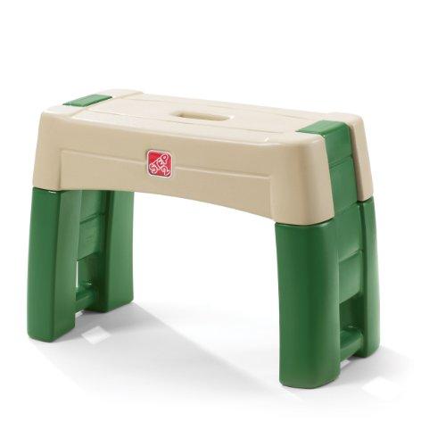 Step2 Garden Kneeler Seat Durable Plastic Gardening Stool With Kneeling Cus