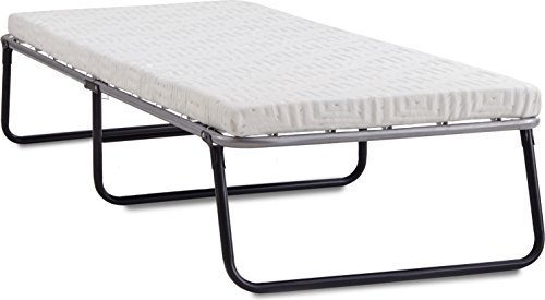 Broyhill Foldaway Guest Bed: Folding Steel Frame with Gel Me