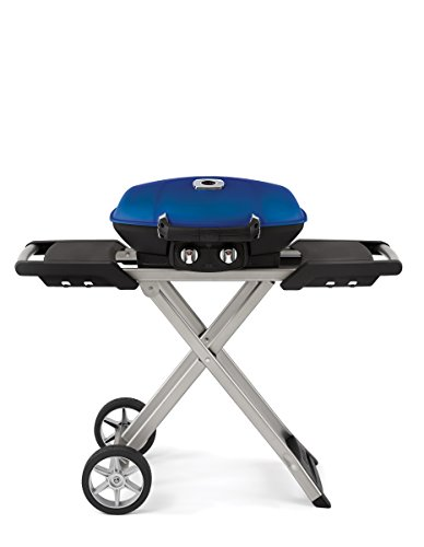 Napoleon TQ285X-BL Portable Propane Grill with Cart