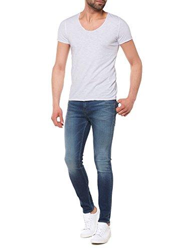 CALVIN KLEIN Jeans 33/30 blau