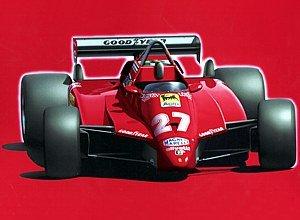 フジミ模型 1/20 F-1 GP-1 フェラーリ126 C2 1982 サンマリノGPの商品画像