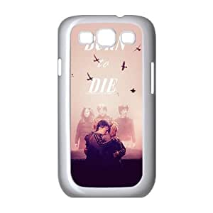 Hjqi - Personalized born to die Phone Case, born to die DIY Case for Samsung Galaxy S3 I9300