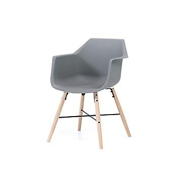 De Bois Chaise Minimaliste En Massif Bureau Moderne IYEHW29D