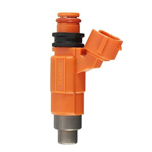 FOLCONROAD 1pcs Flow Matched Fuel Injector for Dodge Chrysler Mitsubishi 3.0L INP-771 [US ()