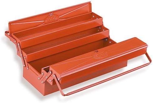 RODAC SAM-SAM-594-SBV Caja de herramientas con 5 compartimentos, vacía contenido: 1 pieza: Amazon.es: Bricolaje y herramientas
