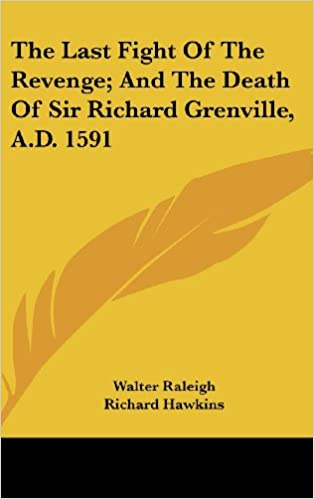 sir richard grenville poem