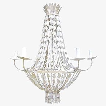 Better & Best 1221852 Lámpara techo con 6 luces con rombos ...