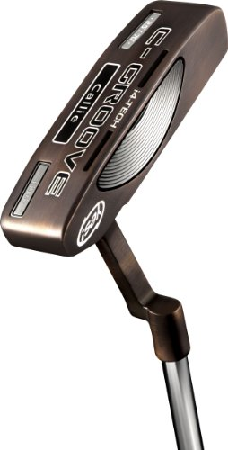YES Men's Tech Callie Golf Putter, 34-Inch, Right-Hand