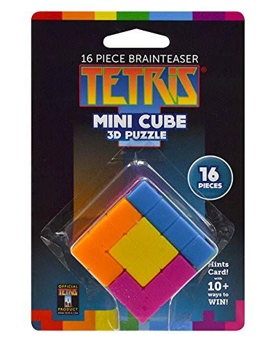 MasterPieces Tetris 3D Mini Cube